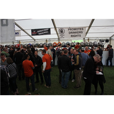 Hitchin Beer Festival Great Success