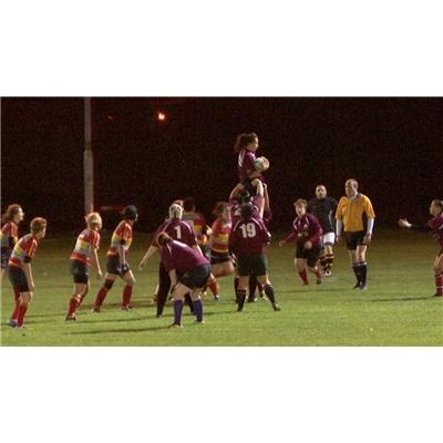 Hitchin Ladies 10 v Peterborough Ladies 15