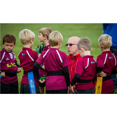 U7s at Welwyn 16 Nov 14
