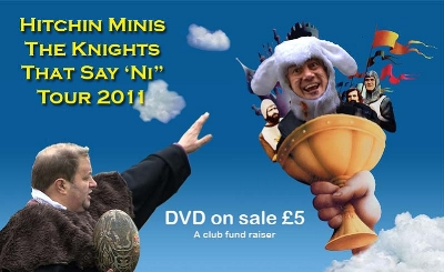 Sale of 'the Mini Tour 2011' DVD