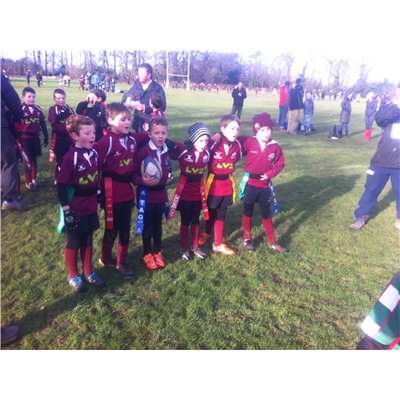 Cheshunt Match Report: Mighty U8s remain undefeated!