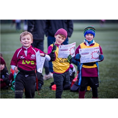 Hitchin vs Cambridge U7's 25/1/15 - Match Report