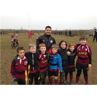 Match Report U8s Shelford vs U8s Hitchin  15.2.15: Shelford, Shell Shocked!