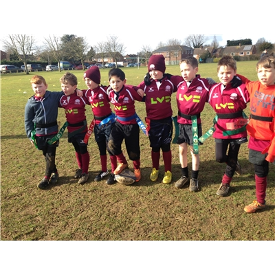 Hitchin U8s v Biggleswade Match Report 1/3/15: U8s Continue Winning Ways!