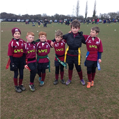 Match Report 15/3/15: U8s Dominate Strong Letchworth & Remain Unbeaten!