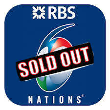Six Nations 2017: tickets now all sold