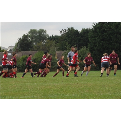 1st Team (Womens) 61 v 0 Maidstone - Home League on 18 Sep 2016
