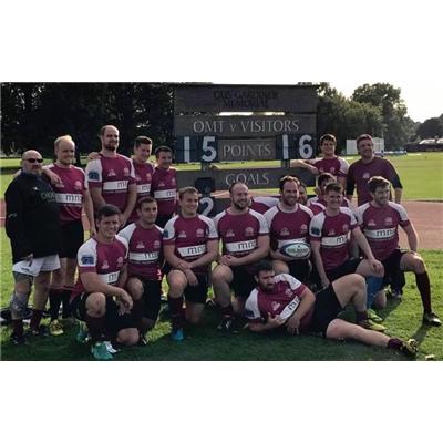1XV Victory at OMTs RFC
