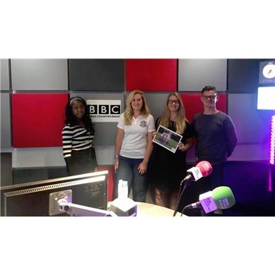 Hitchin Ladies at the BBC