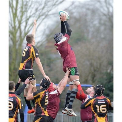 1st XV 25 v 22 Old Merchant Taylors RFC - Home League on 6 Jan 2018