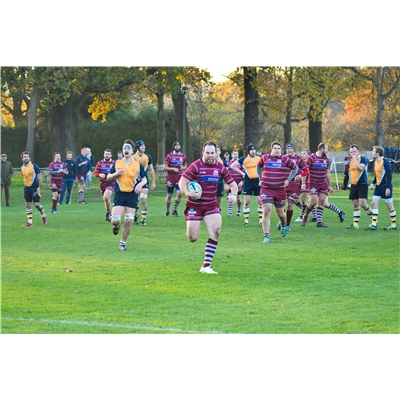 1st XV 58 v 19 Bank of England RFC