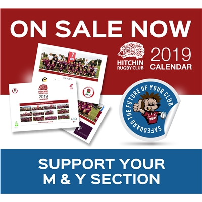 Mini and Youth 2019 Calendar