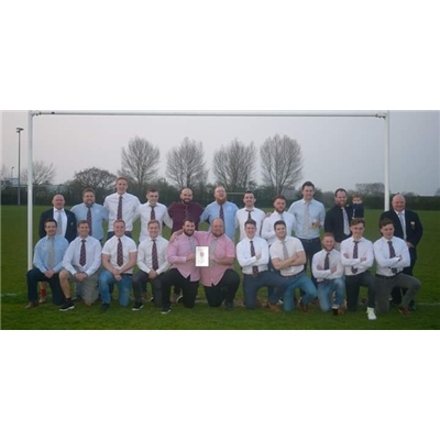 1XV clinch Herts/Middlesex 1 title