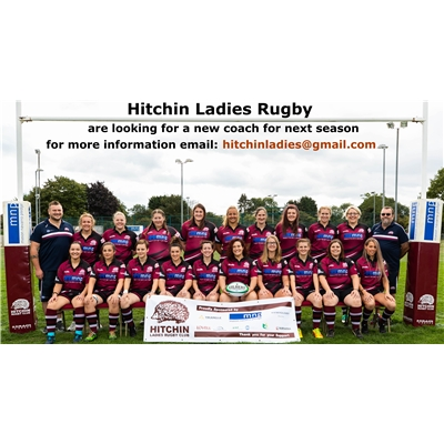 Hitchin Ladies: looking for a new head coach