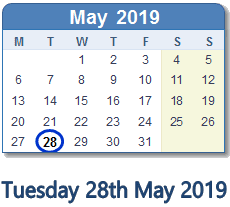 Notice of Club AGM on 28 May 2019