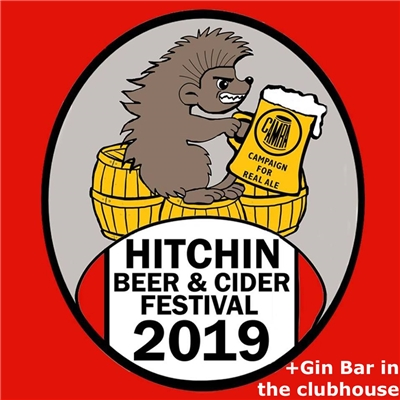 Beer & Cider festival: 6-8 June 2019