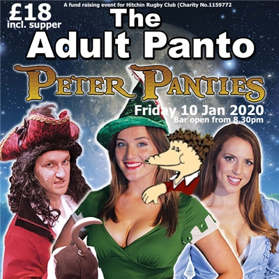 Adult Panto: Fri 10 Jan 2020