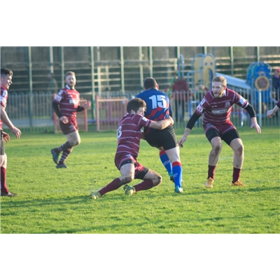 Men 1XV 7 v 35 Old Streetonians RFC - Home League on 18 Jan 2020