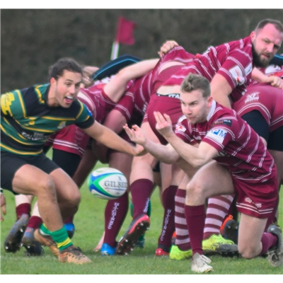 Men 1XV 7 v 19 Finsbury Park RFC - Home League on 22 Feb 2020
