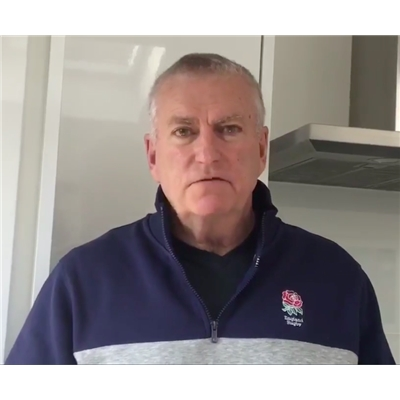 A message from Bill Sweeney, CEO RFU